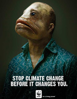 Stop climate change before it changes you - WWF