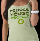T-shirt eco-friendly